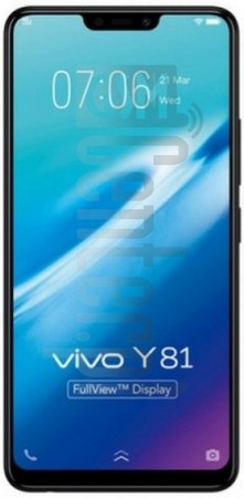 VIVO Y81 image on imei.info