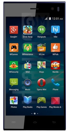 MICROMAX Canvas Xpress A99 image on imei.info