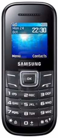SAMSUNG E1205Y Specification - IMEI.info