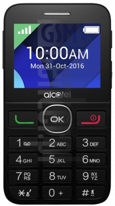 ALCATEL 2008 image on imei.info