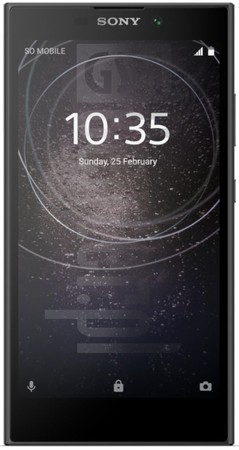 SONY Xperia L2 image on imei.info
