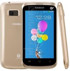 CoolPAD 8076D image on imei.info