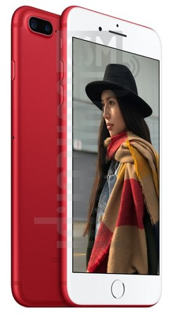 APPLE iPhone 7 Plus RED Special Edition image on imei.info