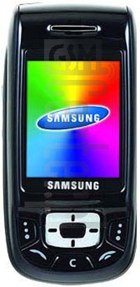 SAMSUNG D508 image on imei.info