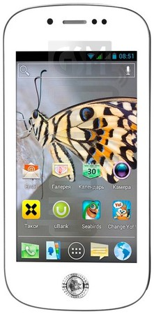 FLY IQ448 Chic image on imei.info