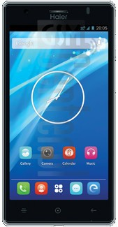 HAIER I50 Esteem image on imei.info