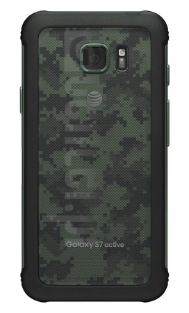 SAMSUNG G891A Galaxy S7 Active image on imei.info