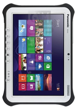 PANASONIC Toughpad FZ-G1 v3 image on imei.info