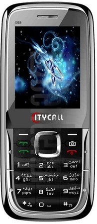 IMEI Check CITYCALL X98 on imei.info