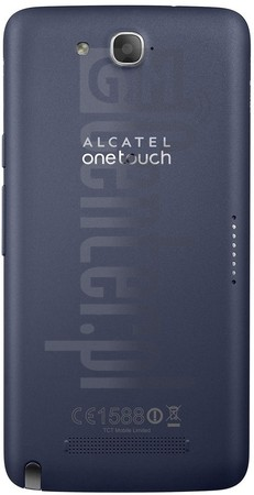 ALCATEL OneTouch Hero image on imei.info