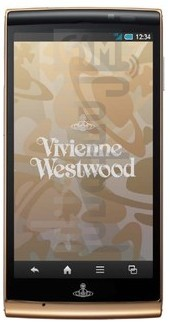 SHARP SH-01E Vivienne Westwood image on imei.info
