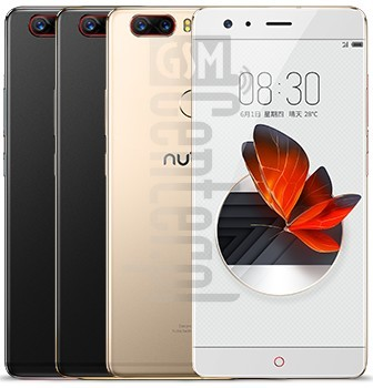 IMEI Check NUBIA Z17 on imei.info