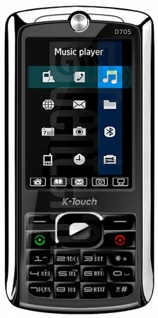 K-TOUCH D705 image on imei.info