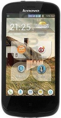 LENOVO A780 image on imei.info