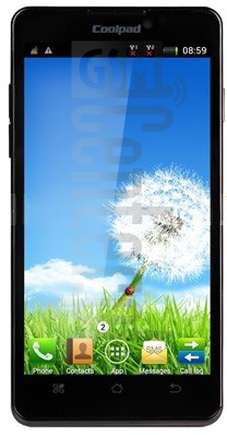 CoolPAD 7290 image on imei.info