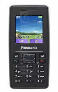 PANASONIC SC3 image on imei.info