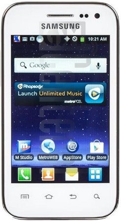 SAMSUNG Galaxy Admire 4G image on imei.info