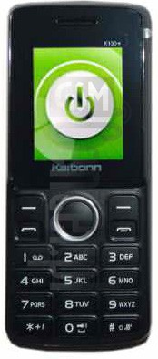 KARBONN K130 PLUS image on imei.info