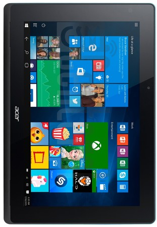 ACER SW3-013-185Z Aspire Switch 10 E image on imei.info