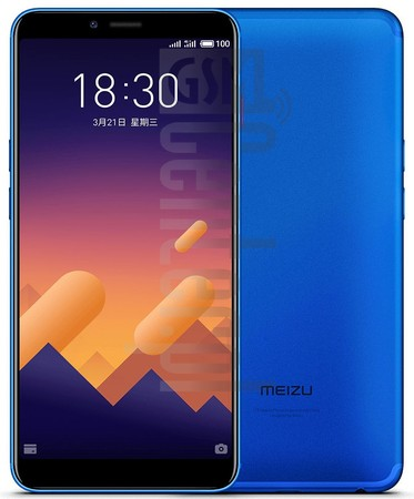 MEIZU E3 image on imei.info