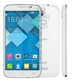 ALCATEL 7041D Pop C7 image on imei.info