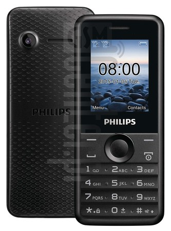 PHILIPS Xenium E103 image on imei.info