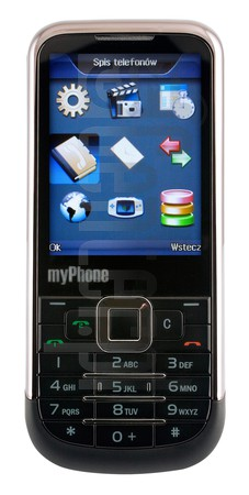myPhone 8825TV Vision image on imei.info