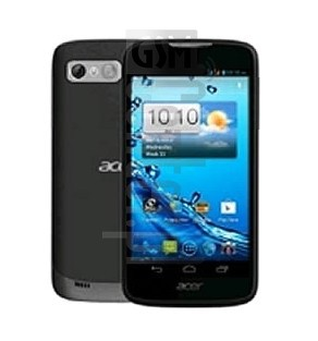 ACER Liquid Gallant Duo image on imei.info