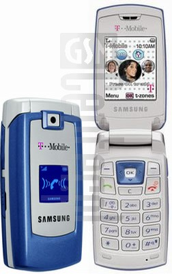 SAMSUNG T406 image on imei.info