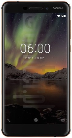 IMEI Check NOKIA 6 2018 on imei.info