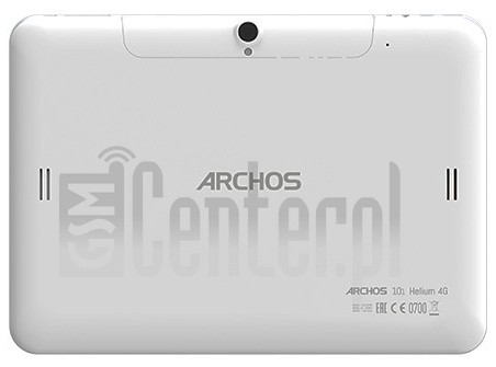 ARCHOS 101 Helium 4G image on imei.info