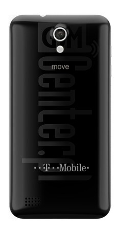 HUAWEI U8600 T-Mobile Move Balance image on imei.info