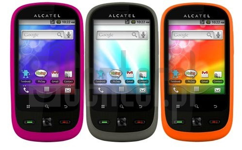 ALCATEL OT-890D image on imei.info