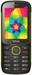 SIMIX SIMI S1803 image on imei.info