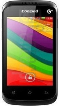 CoolPAD 8020+ image on imei.info