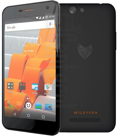 IMEI Check WILEYFOX Spark X on imei.info