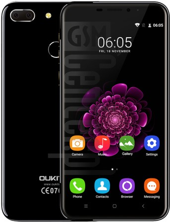 OUKITEL U20 PLUS image on imei.info