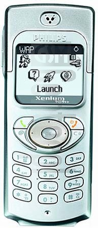 PHILIPS Xenium 9@9 ++ image on imei.info