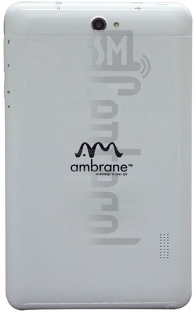 IMEI Check AMBRANE A3-770 Duo on imei.info