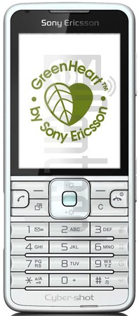 IMEI Check SONY ERICSSON C901 GreenHeart on imei.info