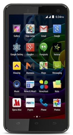MICROMAX Bolt Q335 image on imei.info