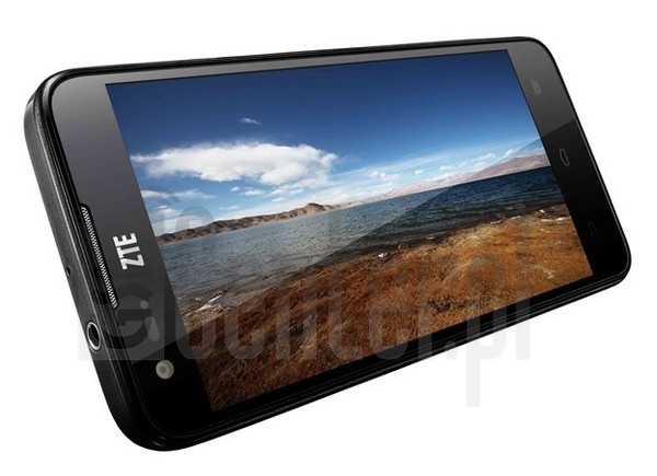 ZTE Geek V975 image on imei.info