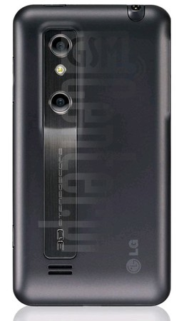LG SU760  Optimus 3D image on imei.info