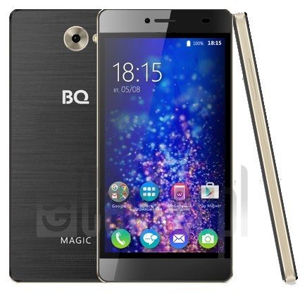 BQ BQS-5070 Magic image on imei.info
