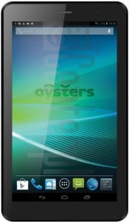 OYSTERS T7X 3G image on imei.info
