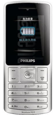 PHILIPS X130 Xenium image on imei.info