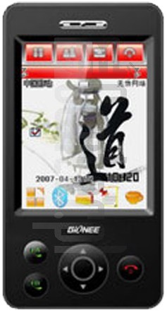 GIONEE U2 image on imei.info