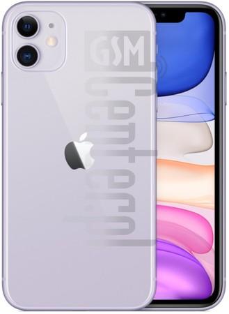 APPLE iPhone 11 Spécification - IMEI.info