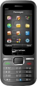 MICROMAX X294 image on imei.info