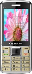 IMEI Check KECHAODA K35 on imei.info